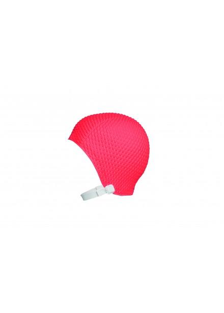 Bubble Swim Cap With Strap
