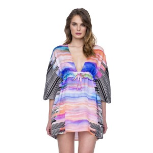 Gottex Abstract Beach Dress