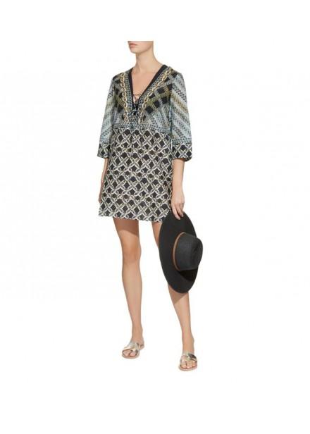Gottex Chain Dress