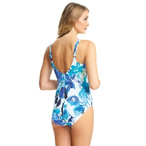 Fantasie Capri Cross Front Suit- Smoothing