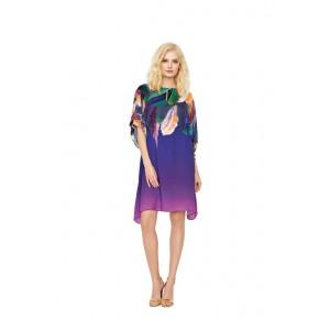 Gottex Macaw Beach Dress