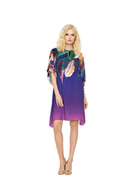 Gottex Macaw Beach Dress