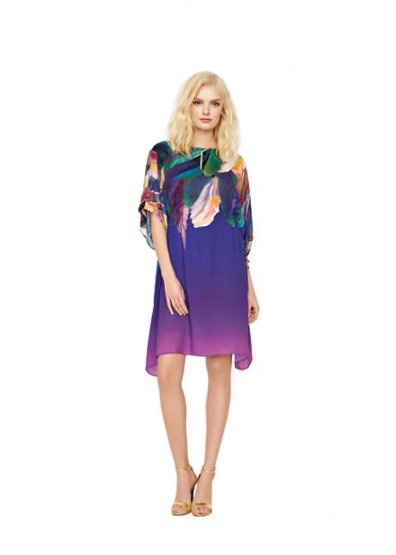 c2eba7a2443199 Gottex Macaw Beach Dress