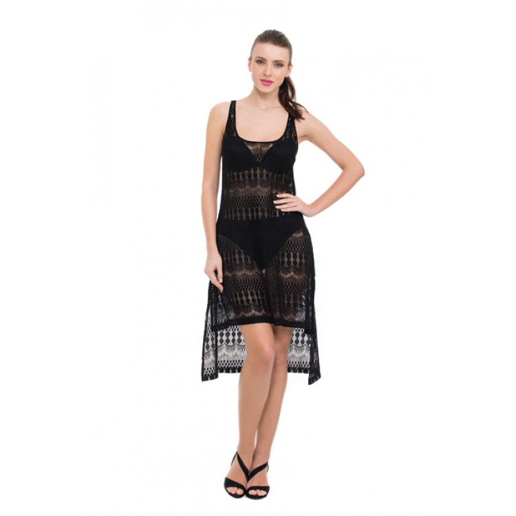 Profile By Gottex Crochet Dress