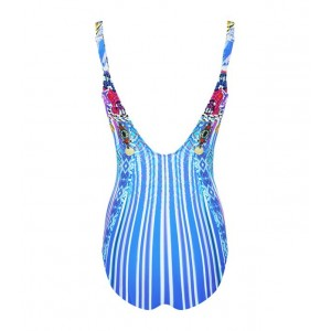Gottex Multi 'Sarasana' One Piece Swimsuit